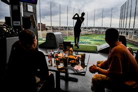 Topgolf event